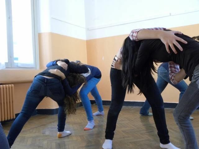 Training teatrale Scuola