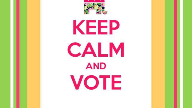Vota la tua giornata: Election Days! Giornate creativi a PuntoUno