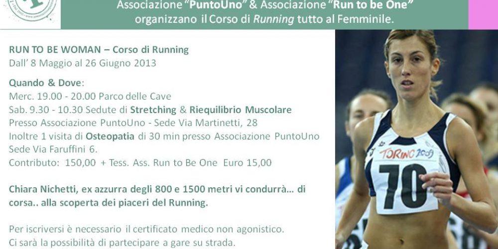 Corso di Running – Tutto al Femminile