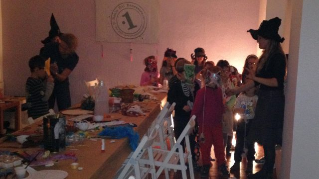 Punto per Punto – Halloween Monster Party: un'esperienza indimenticabile tra creatività e divertimento