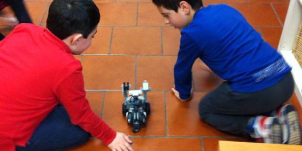 Punto per Punto – Quando i Robot dominavano la Terra