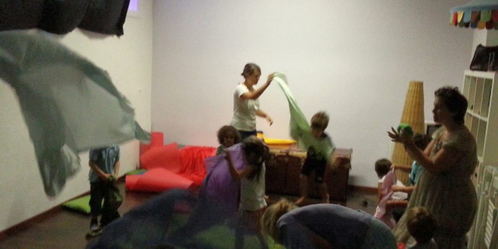 Teatro per bambini, gli Open Days sono partiti – Punto di Forza