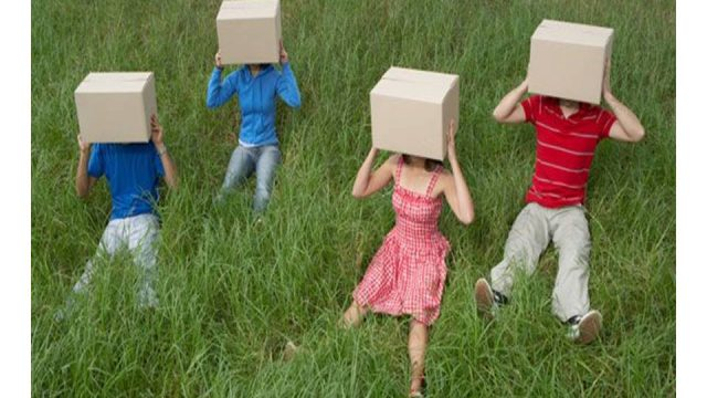 Think out of the Box – Yoga!