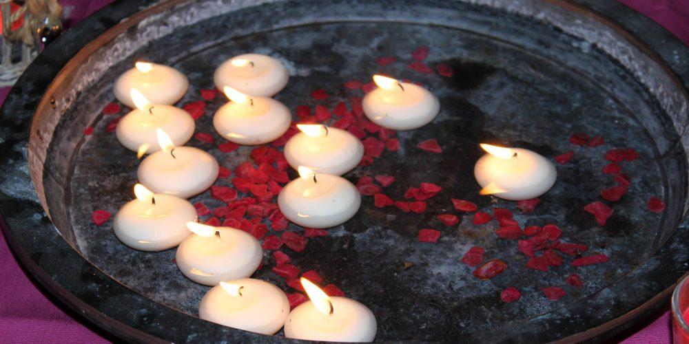 Invito – Una Tenda Rossa per festeggiare insieme l'Equinozio di primavera – Punto di Forza