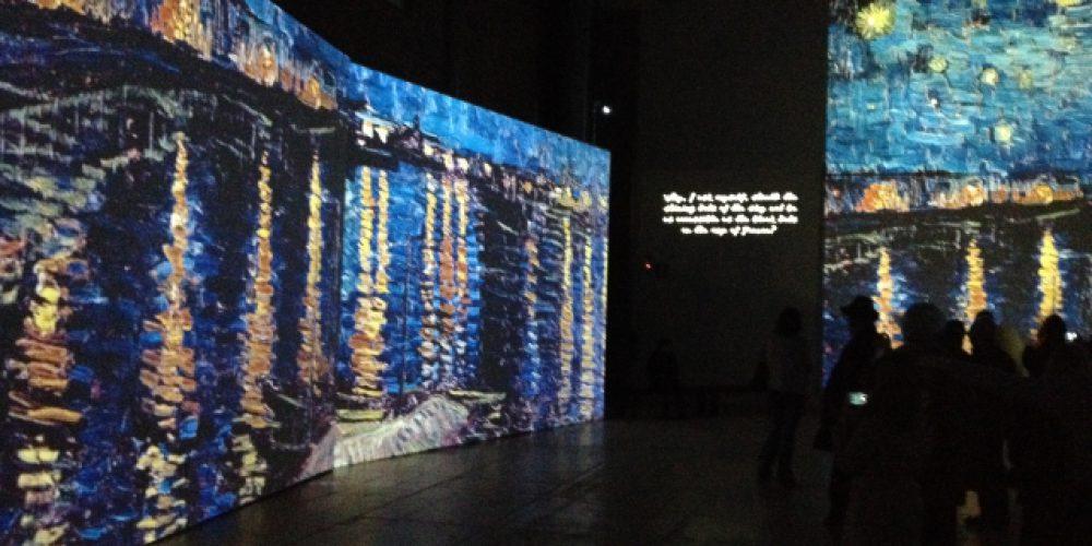 ApPunto – Van Gogh alla Fabbrica del Vapore
