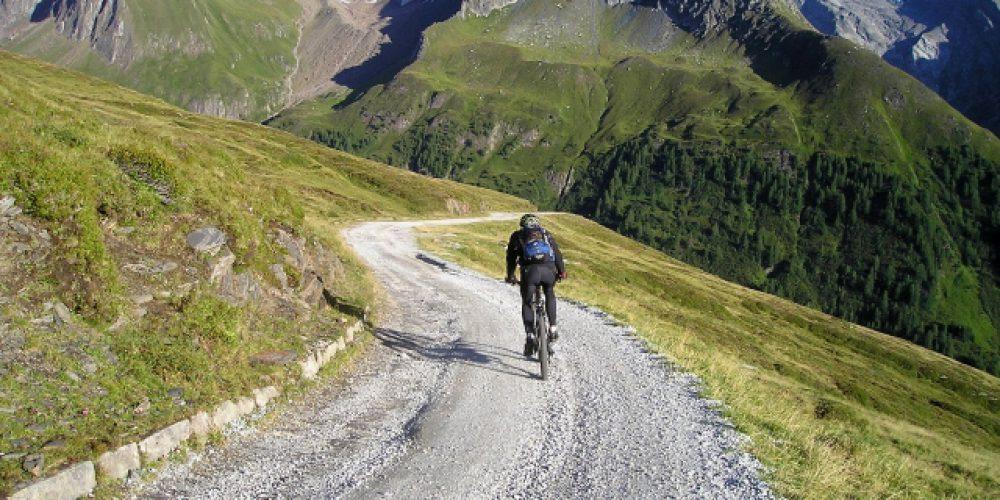 Punto e accapo – Lo Yoga e l'arte della mountain bike